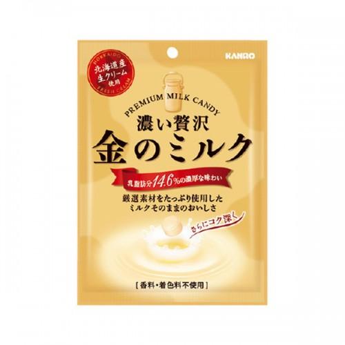 골드 우유 사탕 [ 80g ]