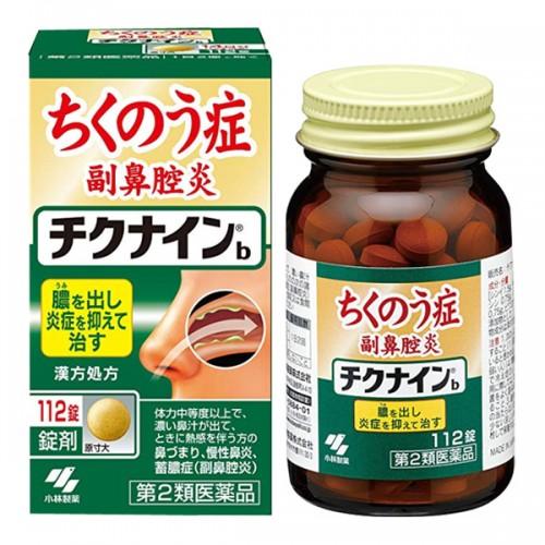 치크나인b 일본비염약 (112정)