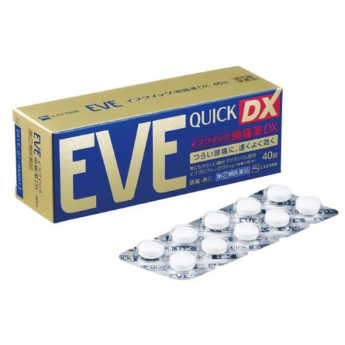 EVE 진통제 - 이브 퀵 DX [ 40정 ]
