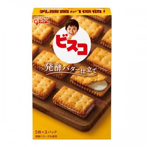 비스코 버터맛 [ 10상자 ]