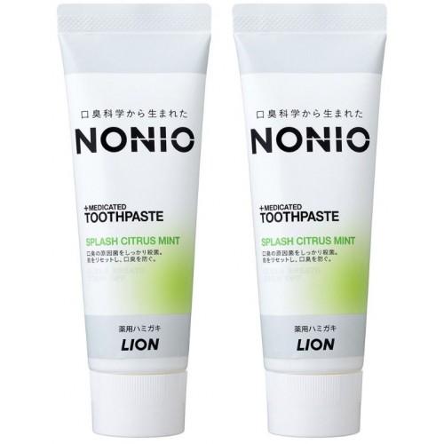 NONIO 치약 - 스플래쉬 시트러스 민트 [ 2개 세트 상품 ]