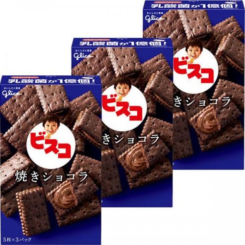 비스코 구운 초콜릿맛 [ 3box ]
