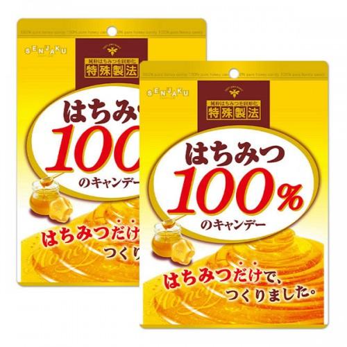 100% 벌꿀 사탕 (2개 세트)