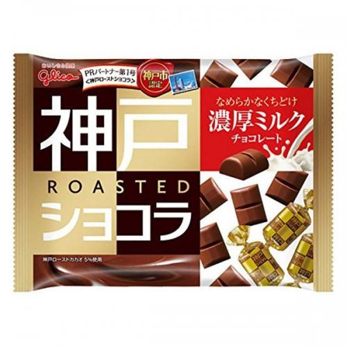 에자키 글리코 고베 구운 초콜렛