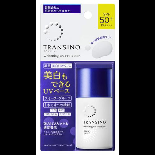 트란시노 약용 화이트닝 UV 프로텍터 메이크업베이스 30mL