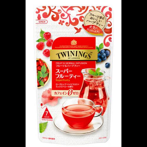 트와이닝 슈퍼 과일 티백14g (7개입)