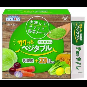 바삭바삭 야채 (1.6gx20개입)