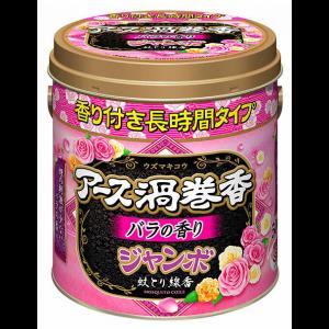 소용돌이 모기향  장미의 향기 점보 사이즈 (50개입)