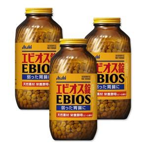 에비오스(EBIOS) 2000정 (3병 세트)
