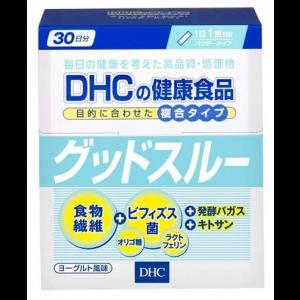 DHC 굿스루 요구르트 맛 파우더