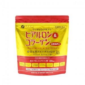 히알루&콜라겐 + 환원형 코엔자임 Q10 210g (리필용)