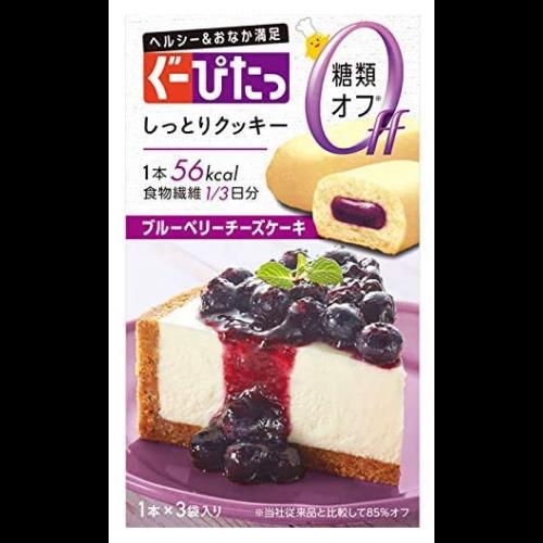 구피타 촉촉 쿠키 블루베리 치즈케이크 (3개)
