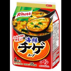 아지노모토 쿠노르 해물 찌개 국물 1봉지 (4개입)
