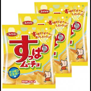 코이케야 스파무초 감자칩 식초맛 (3개 세트)