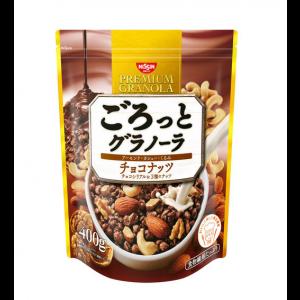 청일 시스코 고로쯔토 그라놀라 초콜릿 땅콩 시리얼 400g 1포대
