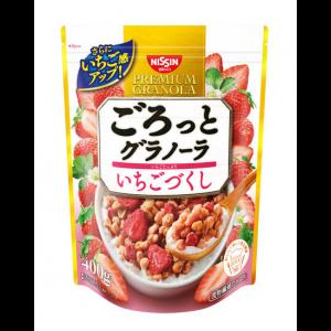 청일 시스코 고로쯔토 그라놀라 딸기 듬뿍 시리얼 400g 1포대