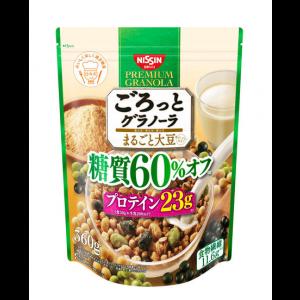 [당질60% 인하] 청일 시스코 고로쯔토 그라놀라 통곡물 시리얼 360g 1포대