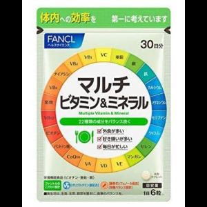 판클 멀티비타민&무기질 (180알/30일분)