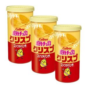 칼비 감자칩 크리스프 콘소메 펀치 50g (3개세트)