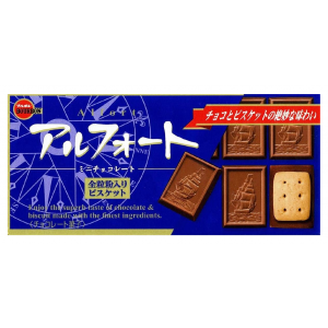 부르봉 알포트 미니 초콜릿12개입 (10개 세트)