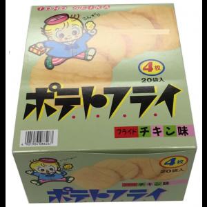 TOHO제과 감자과자 치킨맛 (20봉입 - 1봉 4개입)