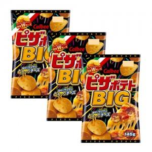 [대용량] 칼비 피자맛 감자칩 145g (3개 세트)