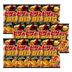 [대용량] 칼비 피자맛 감자칩 145g (12개 세트)