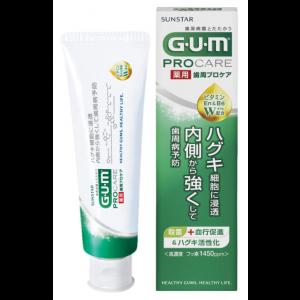 약용 GUM 뿌로케아 페이스트 치약 90g