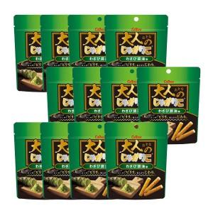 칼비 자가리코 와사비 간장맛 38g (12개 세트)