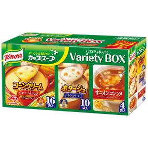 (한정)쿠노르 컵스프 버라이어티 상자 (30개입)