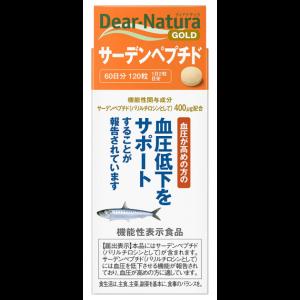 Dear-Natura 혈압에 좋은 팝타이드 서포트 120정