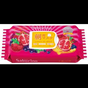사보리노 과일 고보습 마스크팩 28매입