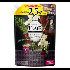 [대용량] 플레어 향수 섬유유연제 라즈베리&바닐라 향기 1200ml