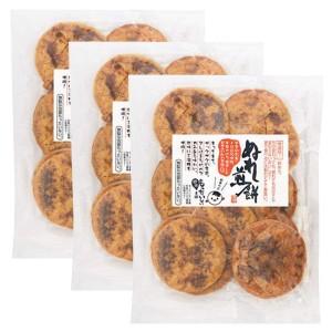 일본제일 쫀득 맵쌀 전병 (3개 세트)